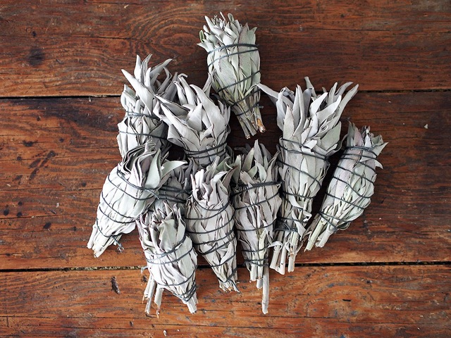 healingsage4 How to Smudge-Guide to Ceremonial Sage Burning Calming Learning Meditation Smudge Tradition